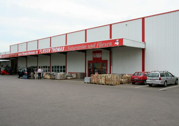 Leipzig – Dauthestr. Fliesenhandel Thomas
