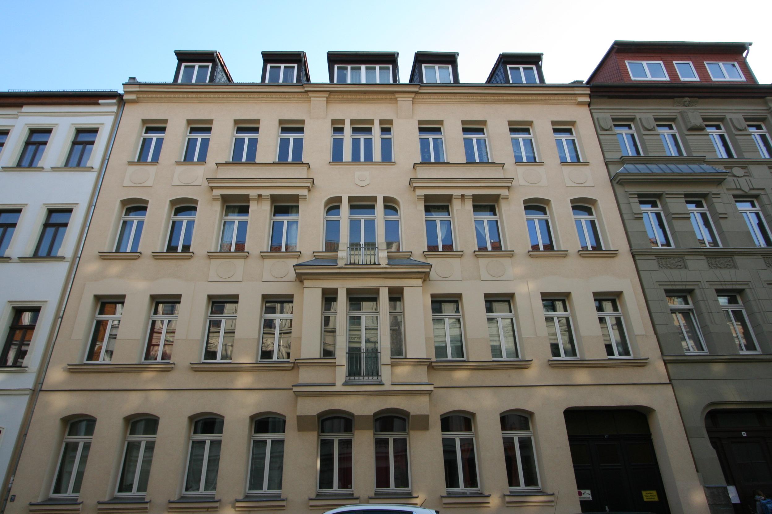 Leipzig – Oeserstraße