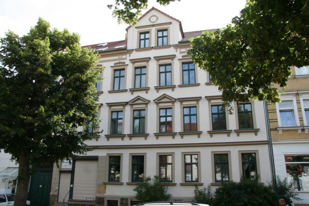 Borsdorf – August-Bebel-Straße