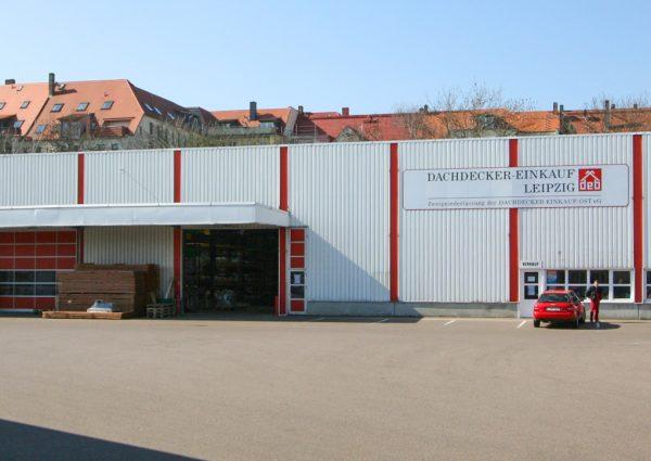 Leipzig – Dauthestr. Dachdeckergroßhandel