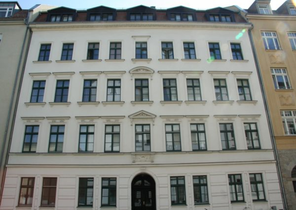 Leipzig – Lessingstraße