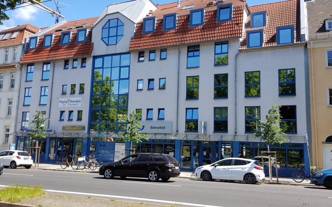 Taucha – Leipziger Straße – 6 Wohneinheiten – 9 Gewerbeeinheiten