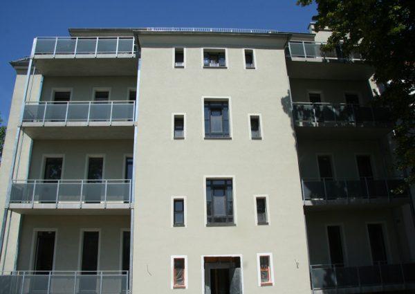 Taucha – Weststraße – komplette Erstvermietung