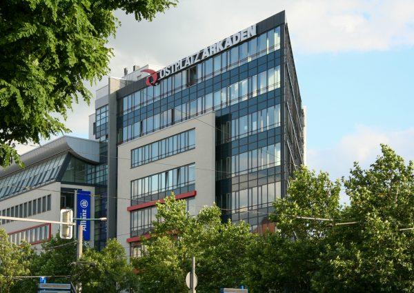 Leipzig – Ostplatz Arkaden Praxisflächen
