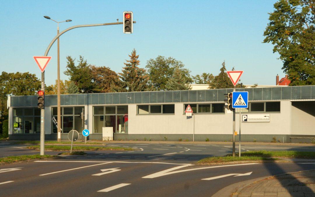 Borna – Leipziger Str.         Werbe- und Folientechnik